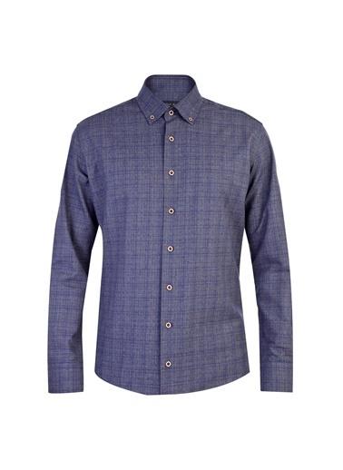 Abdullah Kiğılı Gömlek Lacivert